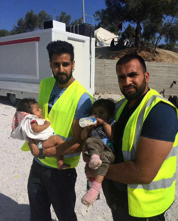 New appeal in Huddersfield to help Syrian refugees