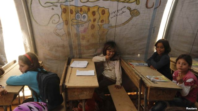 For Most Refugee Kids, School Remains Elusive Dream
